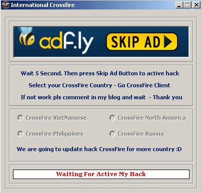 Hacks CrossFire SpeedHack CrossFire Memory Hacks CrossFire Weapon Hack